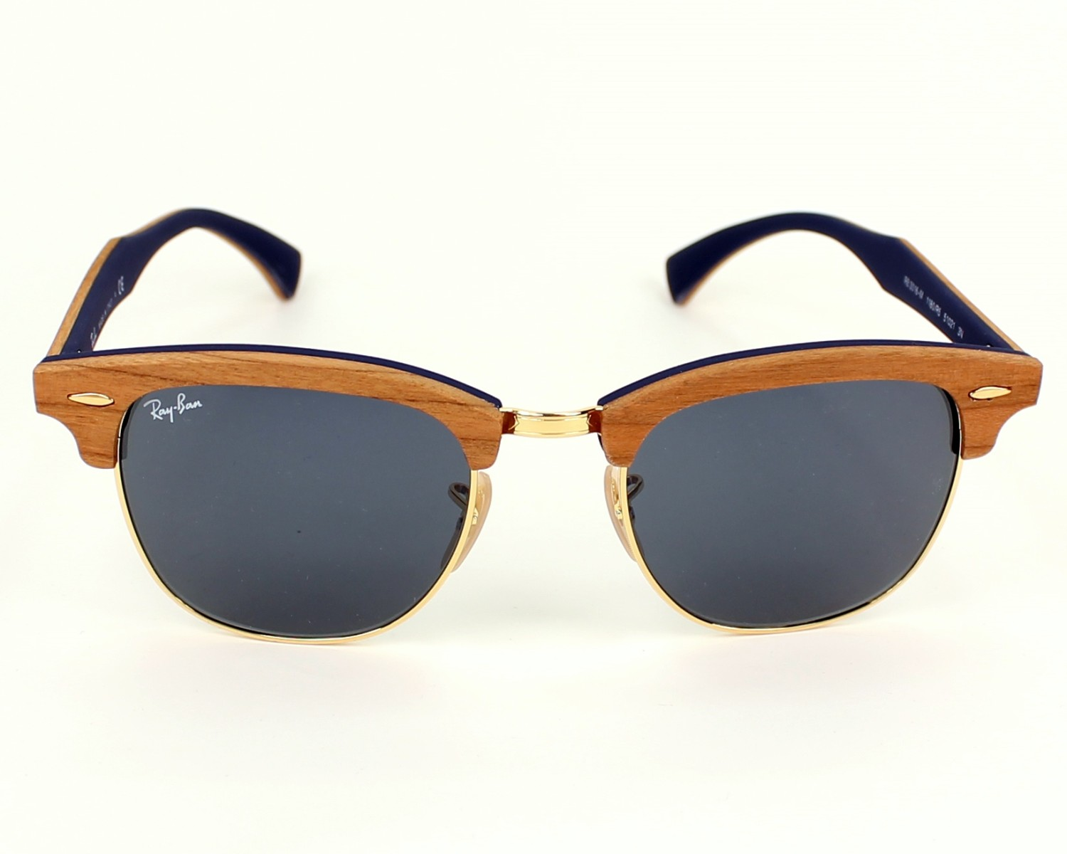 ray ban clubmaster color mix rb 3016 m 1180 r5