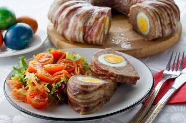 Uskršnji mesni rolat