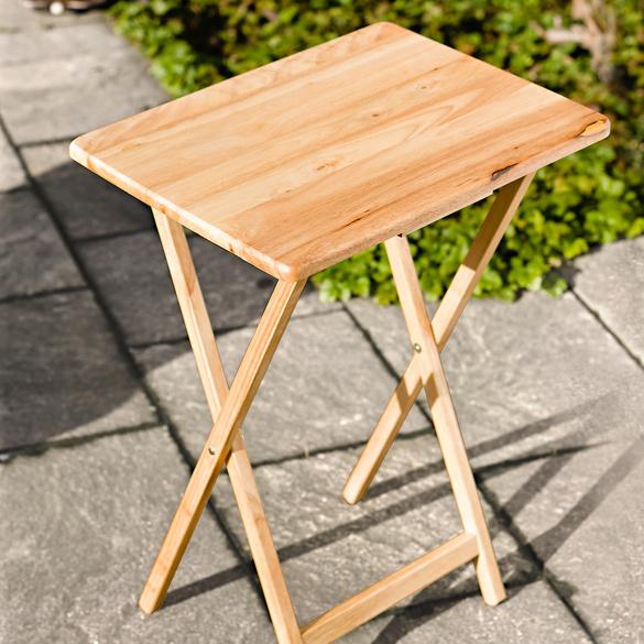 table d appoint en bois