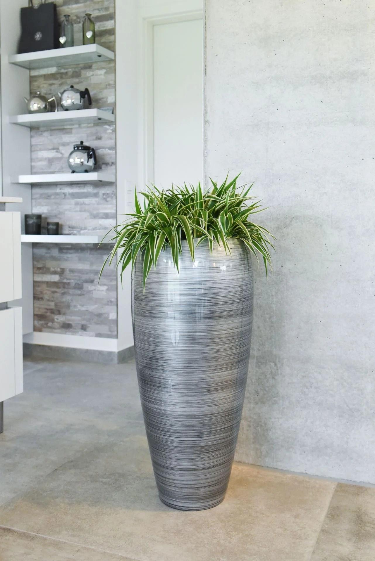 pflanzk bel kunststoff gro blumentopf gro innen. Black Bedroom Furniture Sets. Home Design Ideas