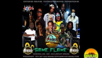 Crab Inna Barrel April 2018 Dancehall Mix – Masicka,Popcaan