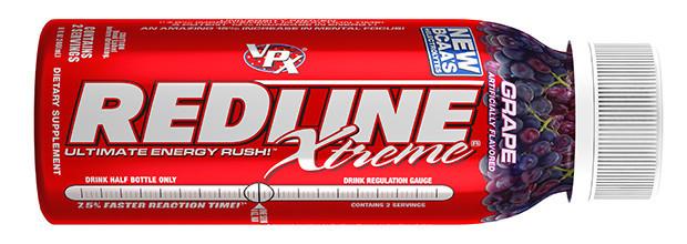 Energy Drink Ingredients Redline