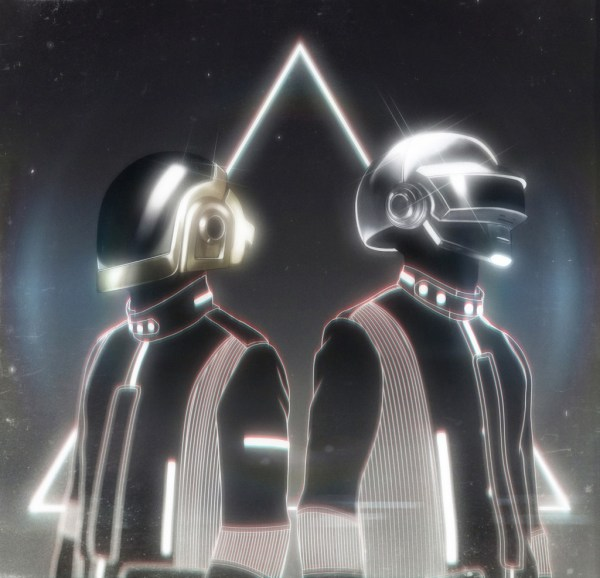 Daft Punk Art Show - Vocativ