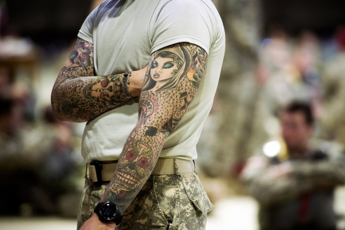 Tattoos And Turbans How The Military Adapts To Changing