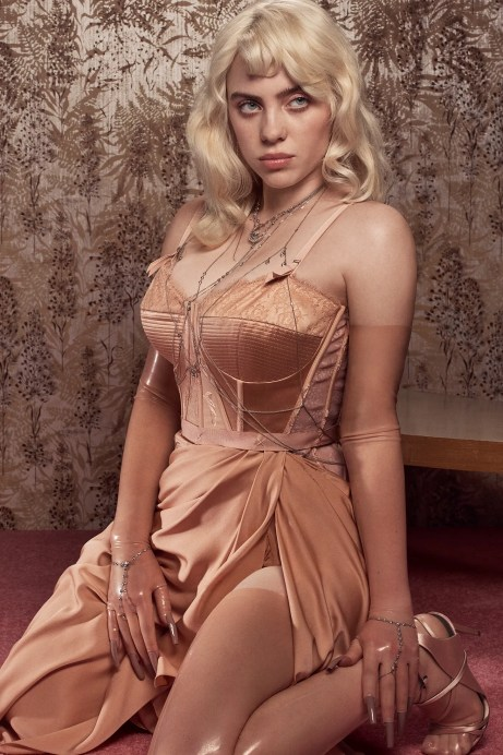 Image may contain Clothing Apparel Woman Human Blonde Female Teen Girl Kid Person Child and Evening Dress