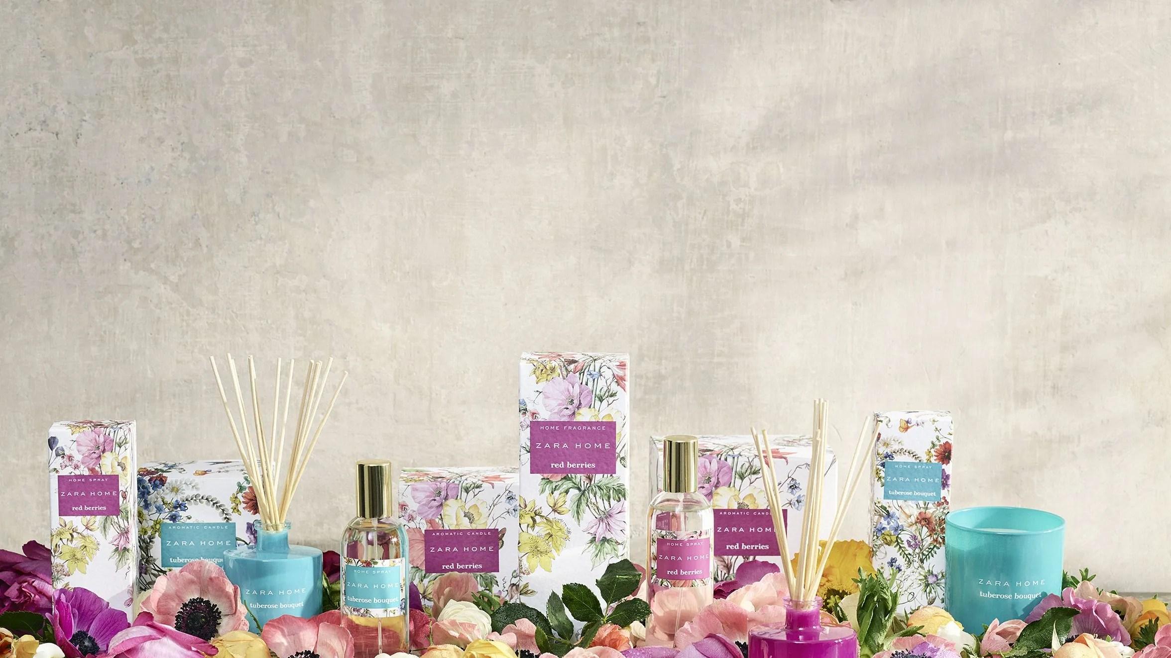 ZARA HOME限量六款香氛完整上市。讓春天清新浪漫香氣圍繞一整天|香氛美體-VOGUE時尚網 | Vogue Taiwan