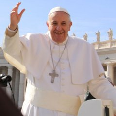 #Blessed: How Pope Francis Became an Internet Rock Star