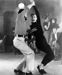 Audrey Hepburn Beatnik Costume