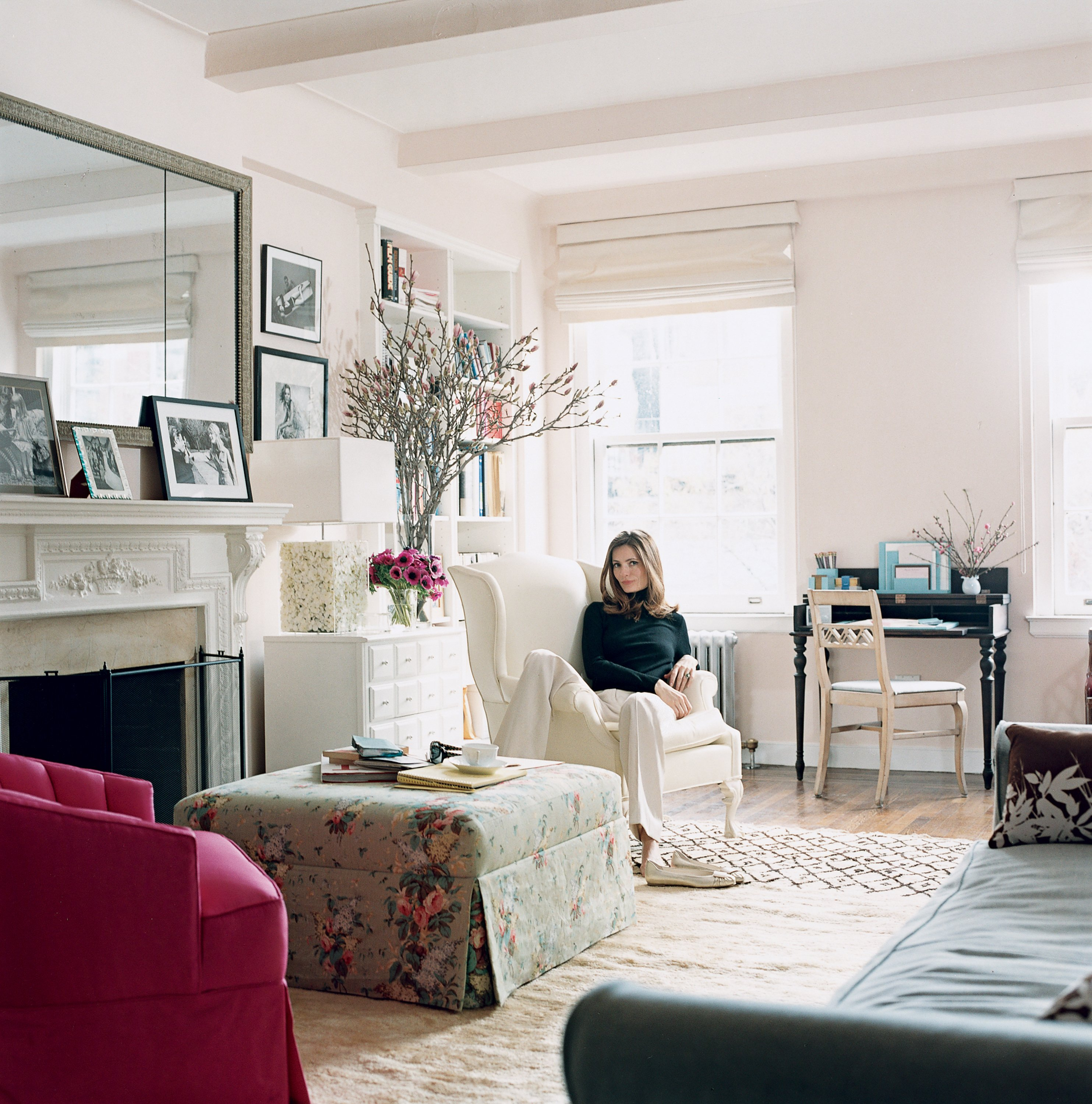 Best Living Rooms in VoguePhotos  Vogue