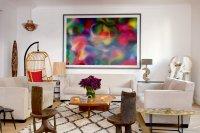Best Living Rooms in VoguePhotos - Vogue