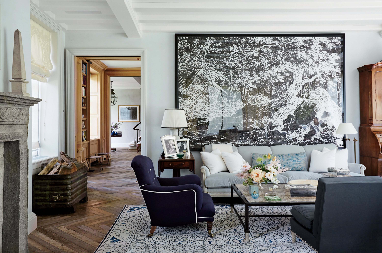 Best Living Rooms in VoguePhotos  Vogue