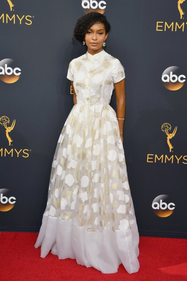 Emmy Awards Red Carpet Fashions