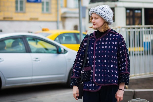 russia fall 2016 street style
