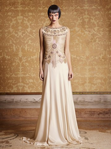 Alberta Ferretti spring 2016 couture