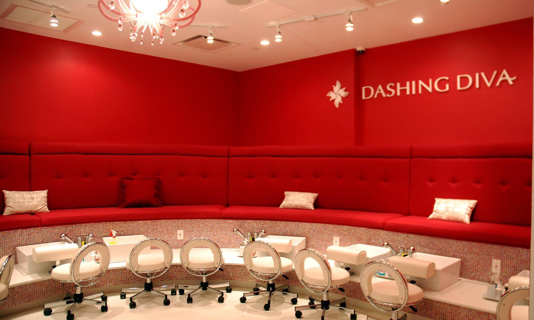 Dashing Diva  Nail Salon  New York City  Vogue