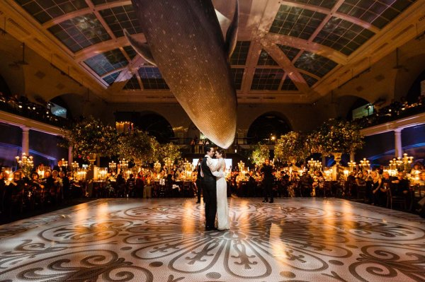 New York Natural History Museum Wedding