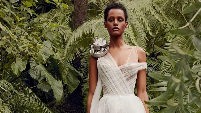 Brautkleider 2019 Das sind die 10 BrautmodenTrends aus New York