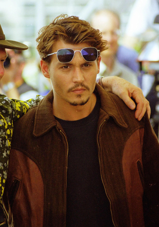 Johnny Depp Las Vegas Parano : johnny, vegas, parano, Cannes, Icon:, Johnny, Photos, Vogue, Paris