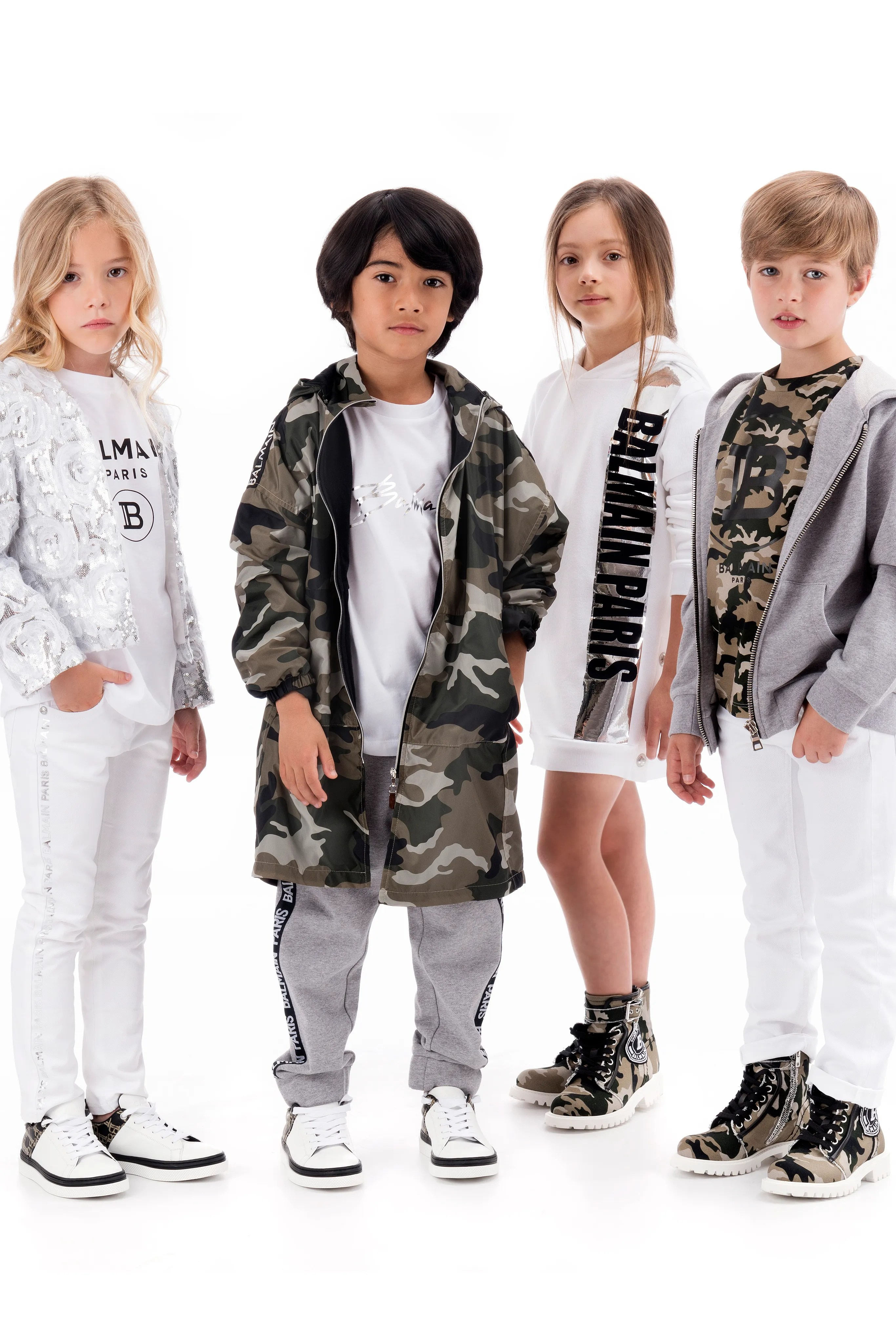 She was the subject of a documentary titled wonder boy, released in theaters in. Olivier Rousteing designs a children's clothing line for ...