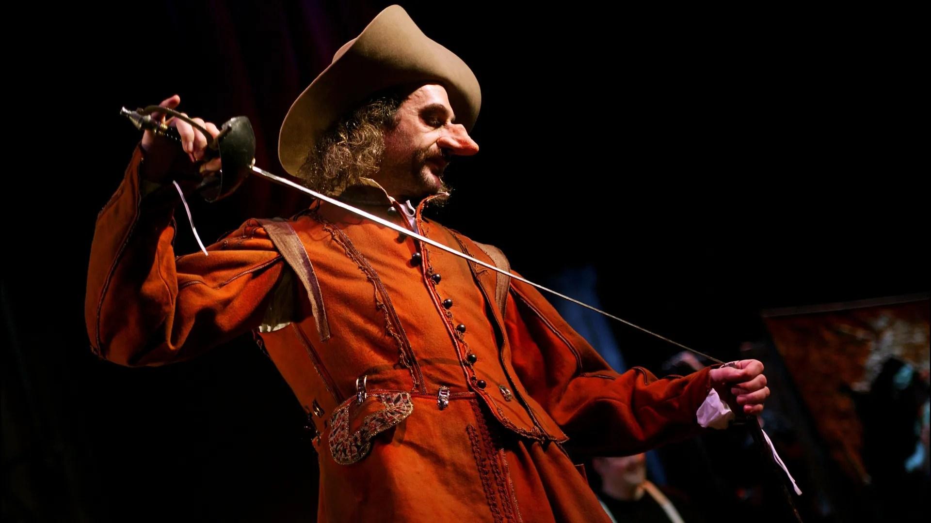 Cyrano De Bergerac La Piece D Edmond Rostand Est Diffusee