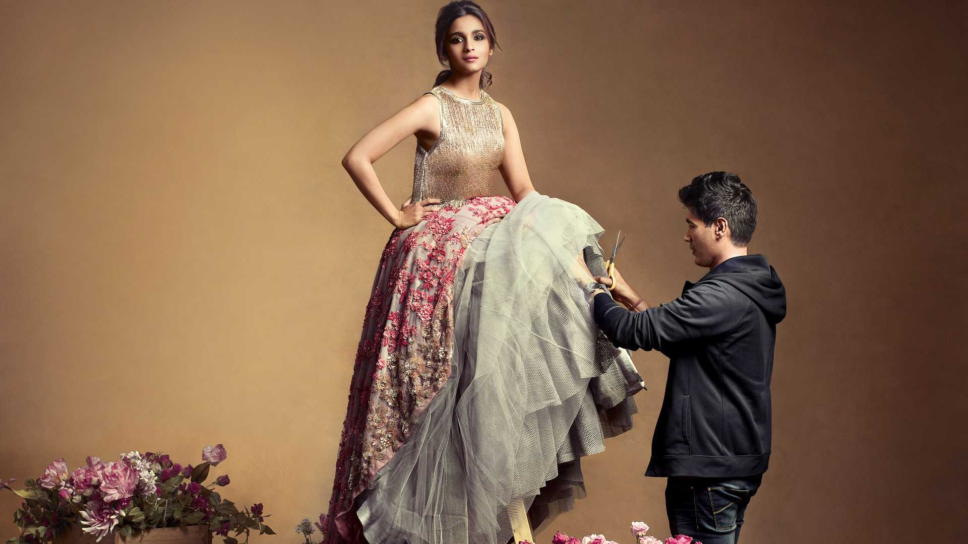 Manish Malhotra on 25 years of film fashion and finding his voice  Vogue India  Fashion  Insider