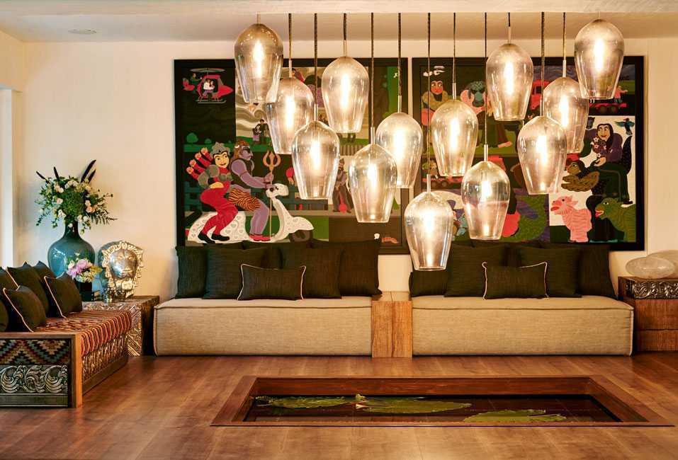 Twinkle Khanna And Akshay Kumars Mumbai Home VOGUE India