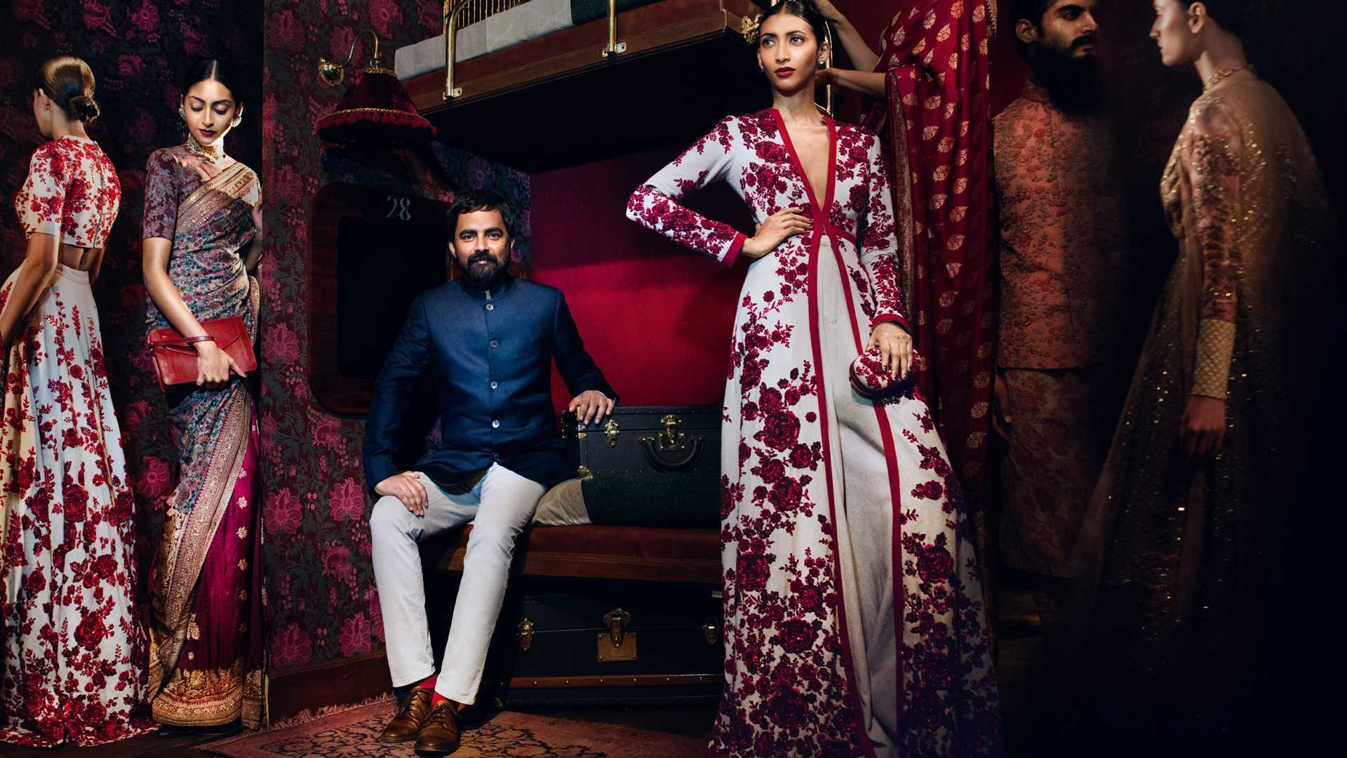 What you can expect from Sabyasachis grand finale for Lakm Fashion Week  Vogue India