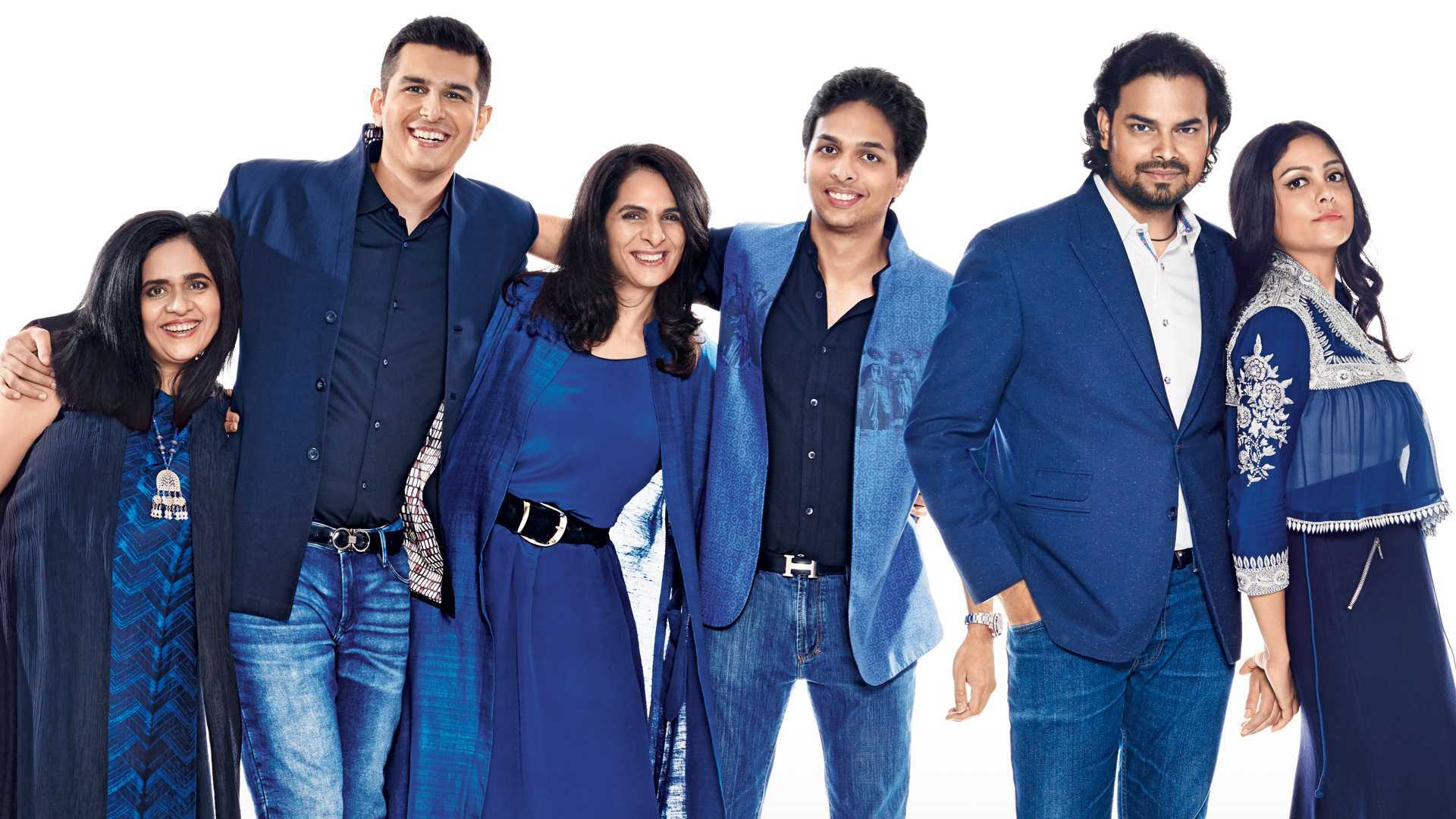 Get to know the families of these famous Indian designers  Vogue India  Fashion  Insider