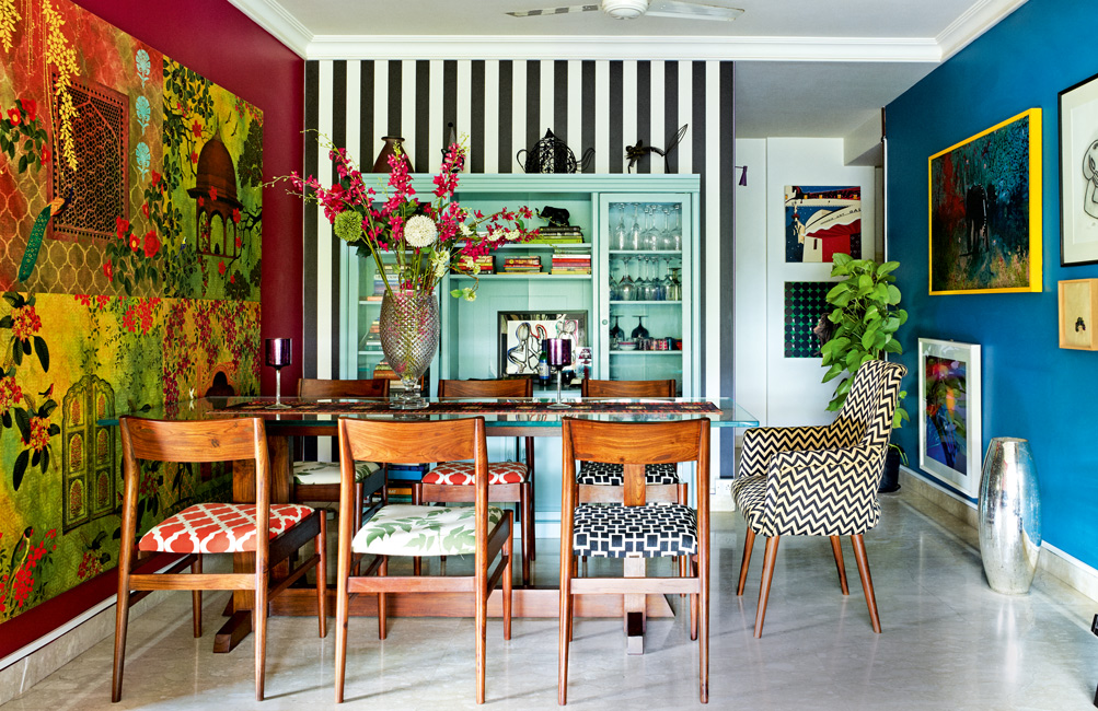 Krsna Mehta Shows You Home To Bring Colour Into Your Home