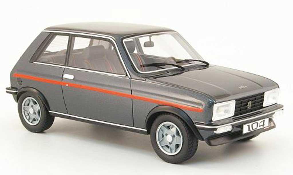 Peugeot 104 Miniature  Voitureminiaturecom
