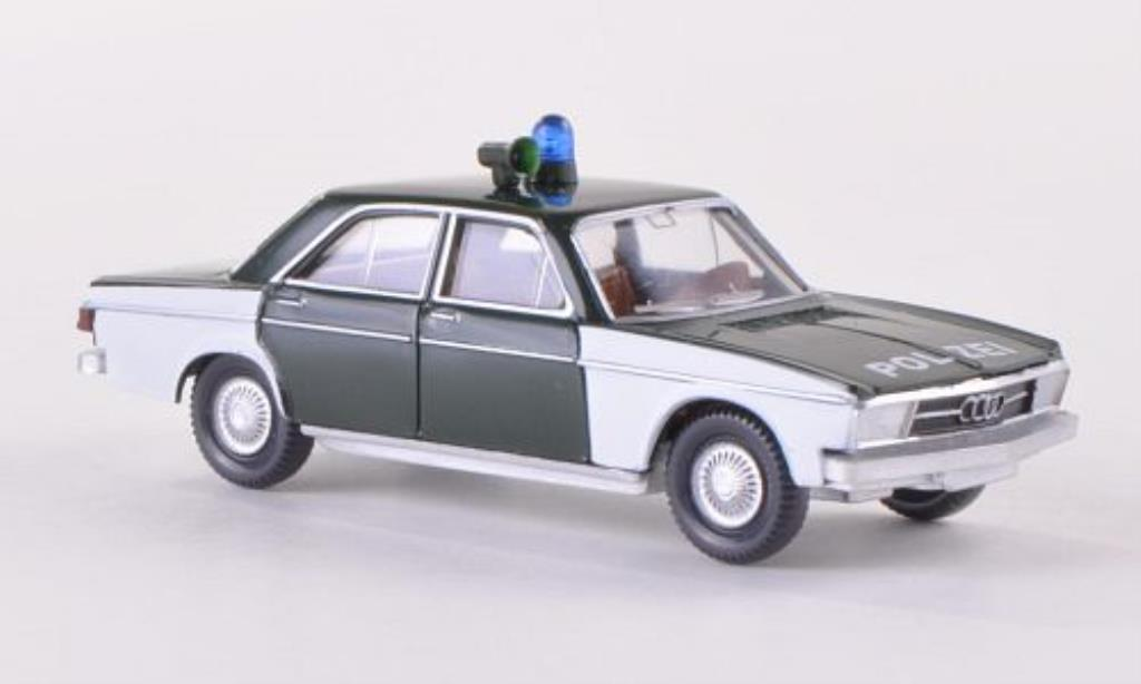 Audi 100 Polizei Wiking Diecast Model Car 187 BuySell