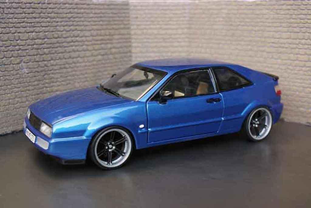 corrado vr6 wiring diagram goodman air handler volkswagen blue metallized revell diecast model car 1 18 buy sell on alldiecast us