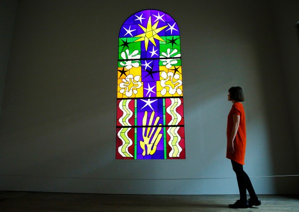 Moma Hails Henri Matisse With 'cut-outs' Exhibition