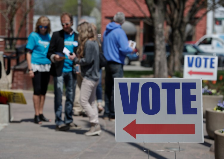 Eight US States Holding Party Elections on Tuesday