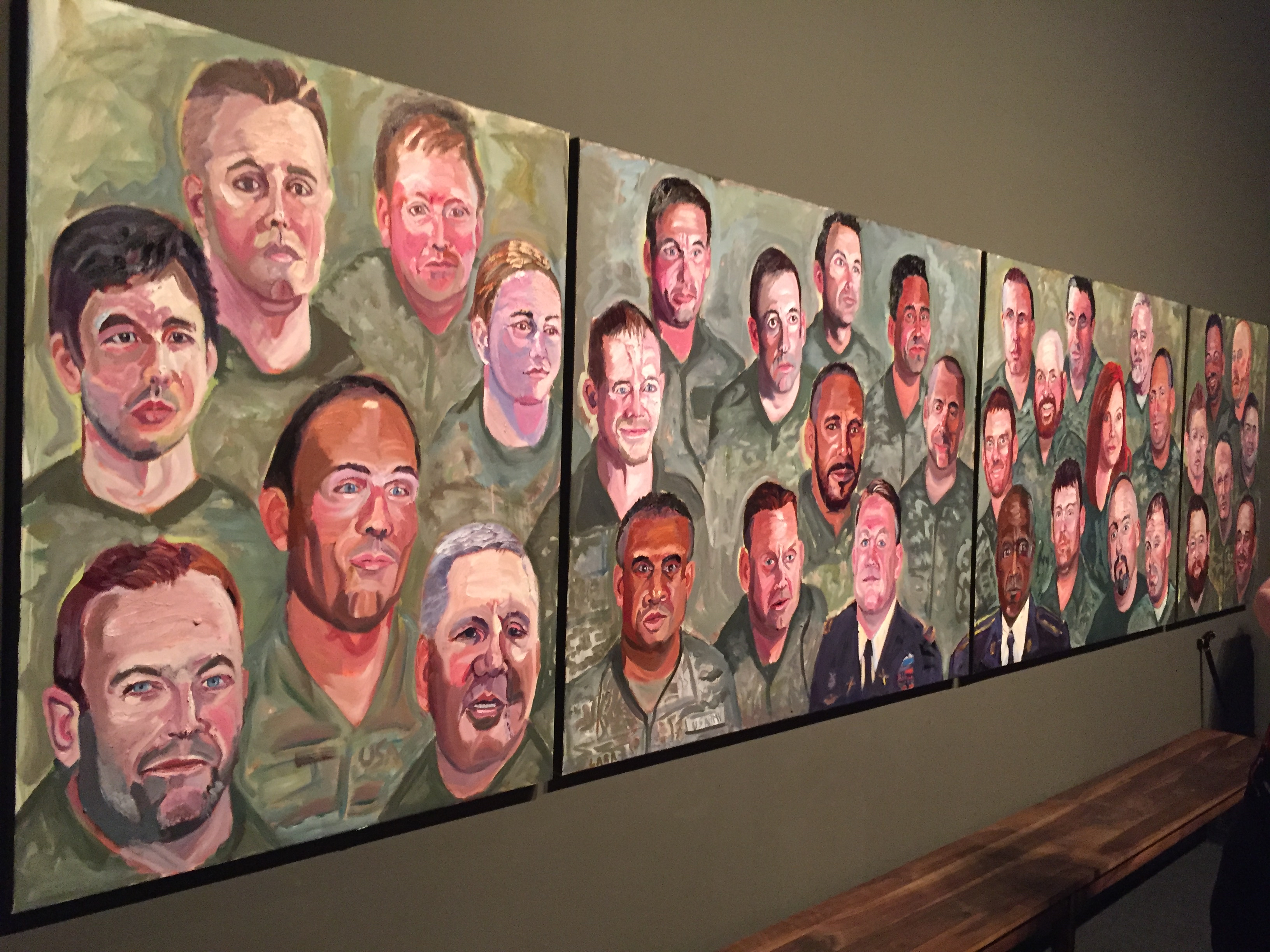 Former President Bush Honors Veterans With 'Portraits of Courage' | Voice of America - English
