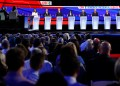 Expect 10 Candidates on Stage at Next Week's Democratic Presidential Debate