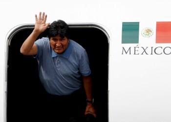 Morales' Exit Stymies Comeback for Latin America's Left