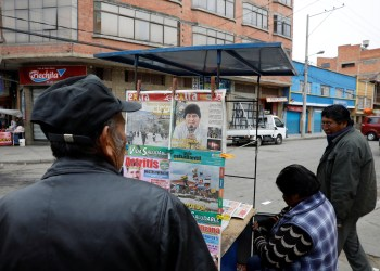 Bolivian Journalists Targeted in Assaults, Censorship