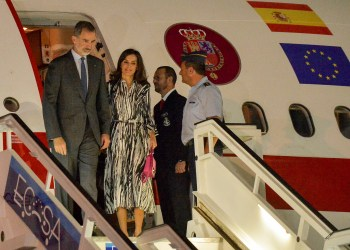 First Spanish Royal Visit Crowns Havana's 500th Party