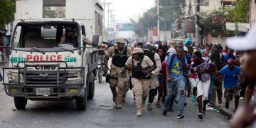 At Least 4 Wounded by Gunshots During Protest in Haiti
