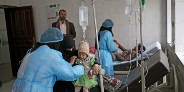 With Collapse of Health System, Yemen Struggles to Contain Disease Outbreaks