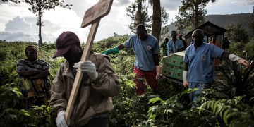 Mistrust Provokes Attack on Red Cross Volunteers in Ebola-Affected Community in DR Congo