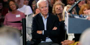 Biden Calls Sanders' Pitch to Leverage Israel Aid 'Weird'