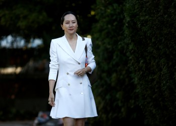 Huawei's CFO Wins Canada Court Fight to See More Documents Related to Her Arrest