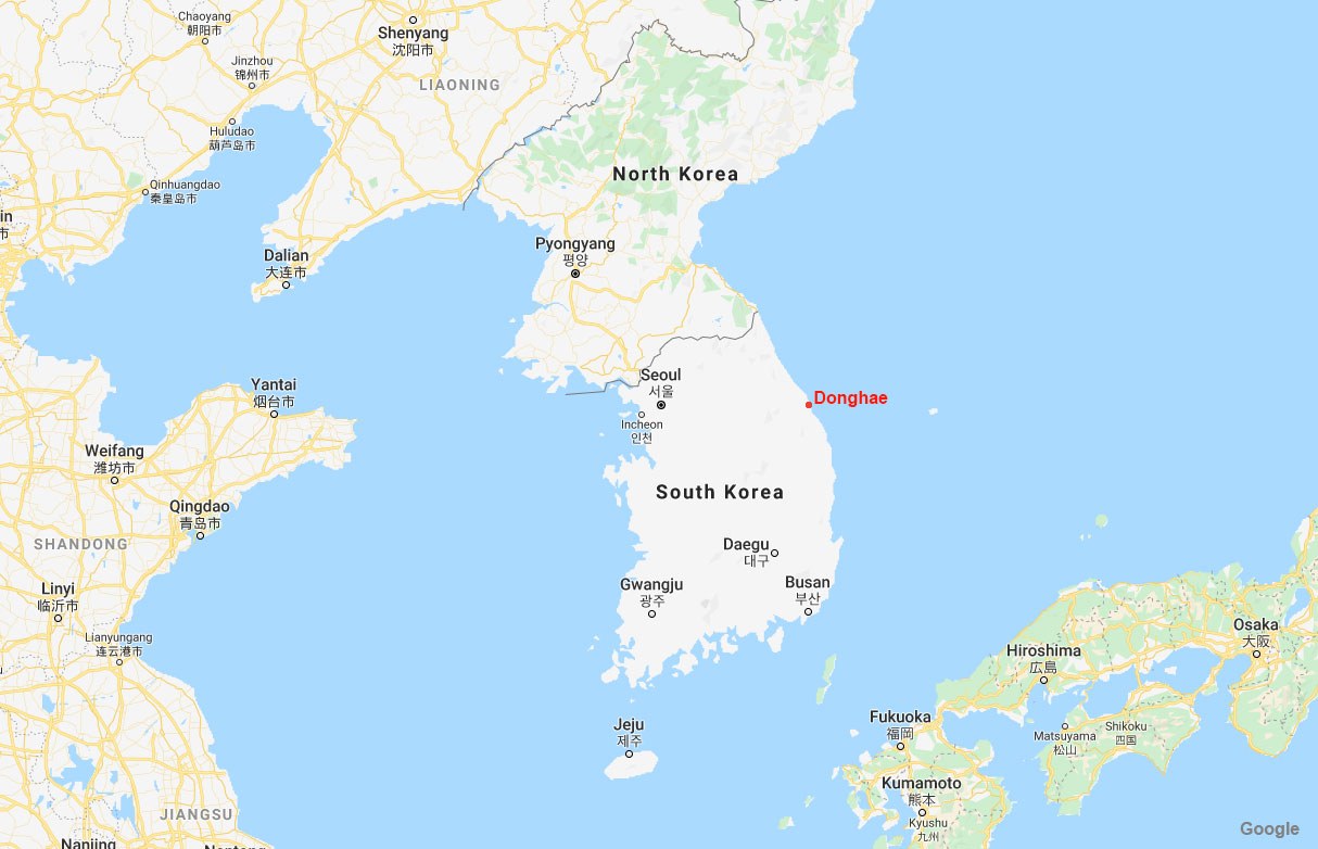 4 Dead 5 Injured In Explosion At South Korean Motel Voice