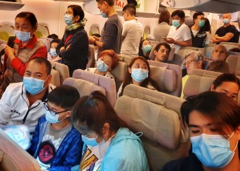 At Least 10 Chinese Cities on Lockdown; 830 Confirmed  Coronavirus Cases Across Country