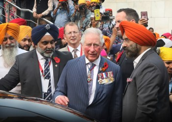 Prince Charles Discusses Climate Change With Indian Experts