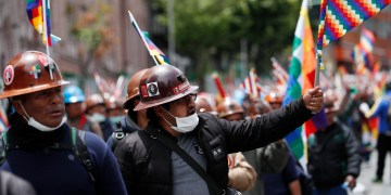 Bolivian Interim Leader Says Morales Could Face Charges
