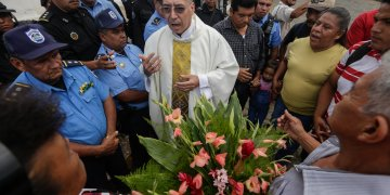 US: Nicaragua's Surrounding of Church Sheltering Protesters Is 'Unacceptable'
