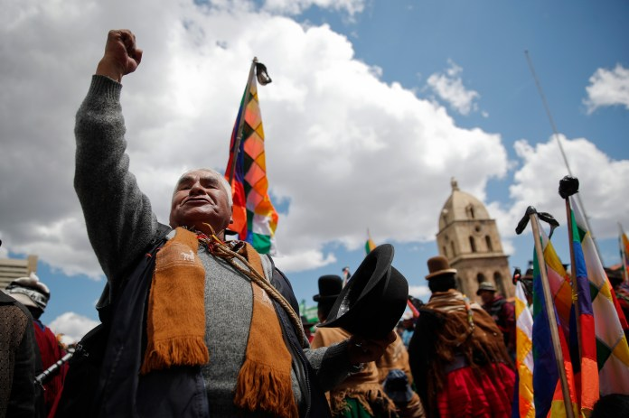 Meals, Gasoline Shortages Reported in Bolivian Cities